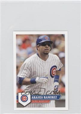 2011 Topps Album Stickers - [Base] #190 - Aramis Ramirez