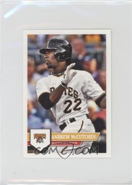 2011 Topps Album Stickers - [Base] #224 - Andrew McCutchen