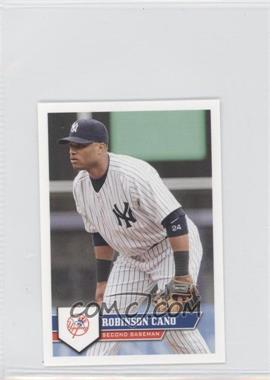 2011 Topps Album Stickers - [Base] #24 - Robinson Cano