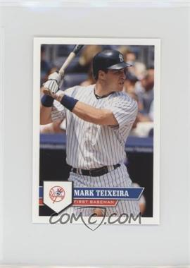 2011 Topps Album Stickers - [Base] #25 - Mark Teixeira