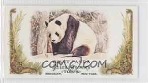 2011 Topps Allen & Ginter's - Animals in Peril Minis #AP11 - Giant Panda