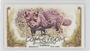 2011 Topps Allen & Ginter's - Animals in Peril Minis #AP4 - Darwin's Fox