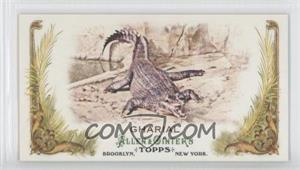2011 Topps Allen & Ginter's - Animals in Peril Minis #AP5 - Gharial