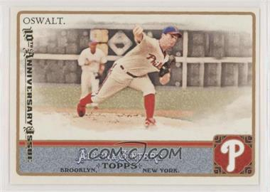 2011 Topps Allen & Ginter's - [Base] - 2015 Buyback 10th Anniversary Issue #108 - Roy Oswalt