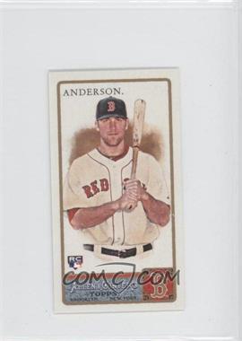 2011 Topps Allen & Ginter's - [Base] - Mini Allen & Ginter Back #149 - Lars Anderson