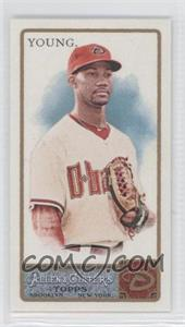 2011 Topps Allen & Ginter's - [Base] - Mini Allen & Ginter Back #271 - Chris Young