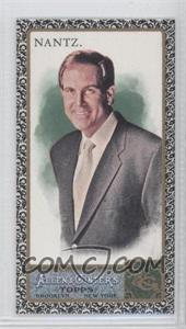2011 Topps Allen & Ginter's - [Base] - Mini Black Border #187 - Jim Nantz
