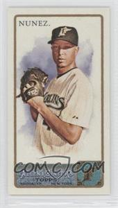 2011 Topps Allen & Ginter's - [Base] - Mini No Number Back #LENU - Leo Nunez /50