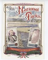 Yellowstone National Park, Ulysses S. Grant