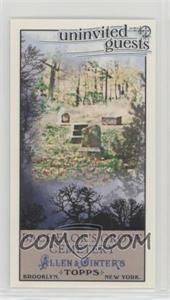 2011 Topps Allen & Ginter's - Uninvited Guests Minis #UG1 - Bachelor's Grove Cemetery