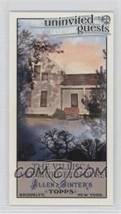 2011 Topps Allen & Ginter's - Uninvited Guests Minis #UG4 - The Villisca Axe Murder House