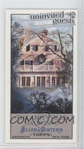 2011 Topps Allen & Ginter's - Uninvited Guests Minis #UG5 - The Amityville Haunting