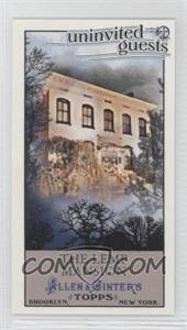 2011 Topps Allen & Ginter's - Uninvited Guests Minis #UG6 - The Lemp Mansion