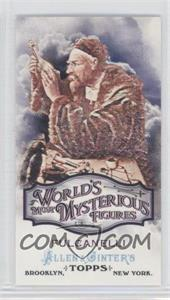 2011 Topps Allen & Ginter's - World's Most Mysterious Figures Minis #WMF4 - Fulcanelli