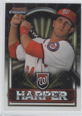 2011 Topps Bowman Chrome Exclusive - [Base] - Topps Value Box Silver #BCE1 - Bryce Harper