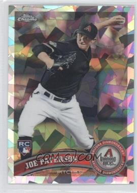 2011 Topps Chrome - [Base] - Atomic Refractor #213 - Joe Paterson /225