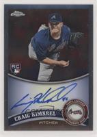 b9124072ba2 Craig Kimbrel Autographed Baseball Cards
