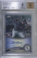 Chris Sale [BGS 9 MINT]