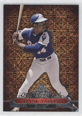 2011 Topps Diamond Anniversary - [Base] #HTA-1 - Hank Aaron