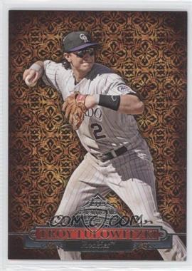 2011 Topps Diamond Anniversary - [Base] #HTA-12 - Troy Tulowitzki