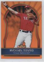 Michael Young #/99