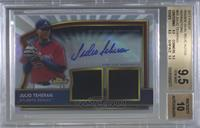 Julio Teheran [BGS 9.5 GEM MINT] #1/499