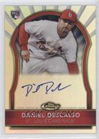 Daniel Descalso /499