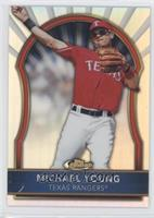 Michael Young #/549