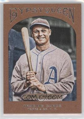 2011 Topps Gypsy Queen - [Base] - Framed Paper #53 - Jimmie Foxx /999