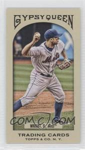 2011 Topps Gypsy Queen - [Base] - Mini #21.1 - David Wright