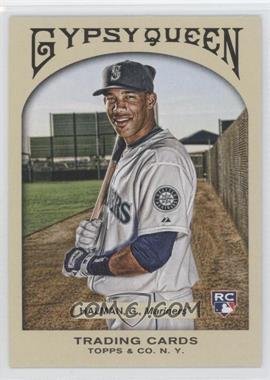 2011 Topps Gypsy Queen - [Base] #331 - Greg Halman