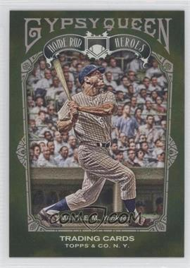 2011 Topps Gypsy Queen - Home Run Heroes #HH23 - Mickey Mantle