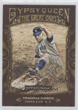 2011 Topps Gypsy Queen - The Great Ones #GO15 - Mickey Mantle