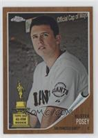 Buster Posey #/562