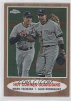 Alex Rodriguez, Mark Teixeira /1962