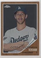 Clayton Kershaw #/1,962