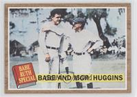 Babe Ruth, Miller Huggins