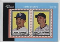 Will Venable, Troy Tulowitzki /62