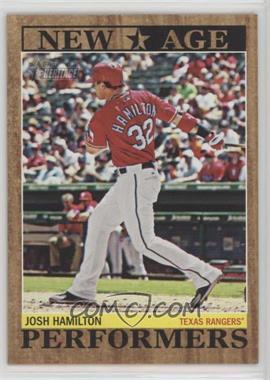 2011 Topps Heritage - New Age Performers #NAP-3 - Josh Hamilton
