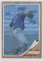 Mike Montgomery #/620