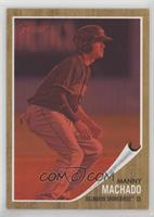 Manny Machado [EXtoNM] #/620
