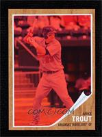 Mike Trout #/620