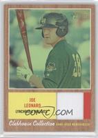 Joe Leonard