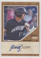 Jordan Henry #/861