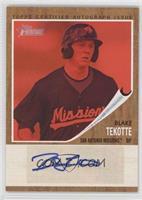 Blake Tekotte /25