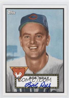 2011 Topps Lineage - Reprint Autographs #RA-BKE - Bob Kelly