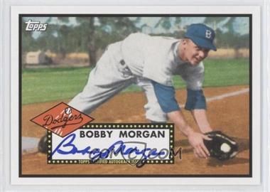 2011 Topps Lineage - Reprint Autographs #RA-BM - Bobby Morgan
