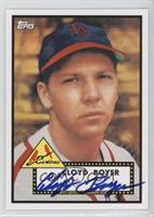 Cloyd Boyer