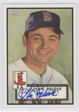 2011 Topps Lineage - Reprint Autographs #RA-ID - Ivan Delock