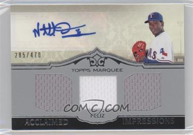 2011 Topps Marquee - Acclaimed Impressions - Triple #AIT-4 - Neftali Feliz /470